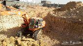 حفر الاراضي لانشاء العمائر باسعار مميزة