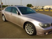 للبيع BMW 730 LI فل الفل بصمة وشفط انديفجول موديل 2008 ممشى 100km