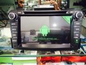 شاشه هونداي i40 و i30 بنطام اندرويد اصدار الجديد