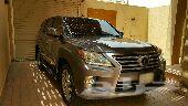 لكزس 2012 lx رمادي 570 ال اكس