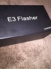 قطعة لتهكير سوني 3 E3 flasher