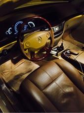 مرسيدس  s 350 2009 محول ل s 500 2012 AMG