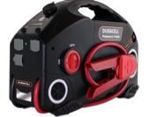 جهاز Durcell ماطور هواء و اشتراك للسياره و شاحن اجهزه