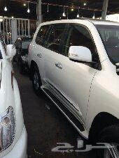 سياره لاند كروزر 2013 GXR