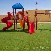 ألعاب اطفال وملاعب وحدائق
