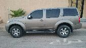 Nissan Pathfinder 2008 se1 باثفيندر نص فل سعودي