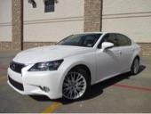 Lexus GS 2013  لؤلؤي بمواصفات خاصة lKA