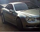 للبيع مرسيدس SL 2004