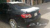 كورلا 2011 أرغب للبيع او البدل بسياره مناسبه