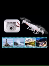 طيارة كاميرا Full HD