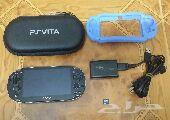 سوني ps vita 3G   فيفا 15 السعر 500 ريال