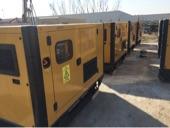 مولد كهرباء 88 kva الموديل 2012