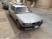 BMW740IL نظيف بحالة جيدة جدا