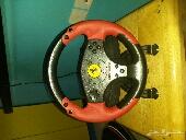 عجلة قياده فيراري   Ferrari racing wheel