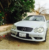 مرسيدس كوبيه  Mercedes benz