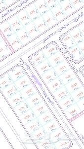 ارض ارض تجارية في مخطط جوهرة العروس في جدة جزء 1ي