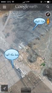 مخطط للبيع خلف محطه العريشي طريق مكه الهدا