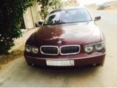 سيارة BMW 745Li للبدل بهمر او رنج روفر