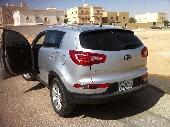 سيارة كيا سبورتاج للبيع موديل 2014 بحالة الوكالة