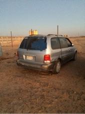 للبيع سياره كيا موديل 2000