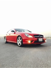 CLS AMG 55