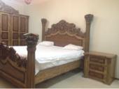 غرفة نوم نظيفه جدا  للبيع