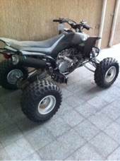 New YFZ450 for sale 2013