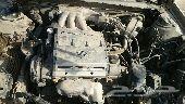 قير ومكينه لكزس ES 300 موديل 2000 نظيفة وتتوفر أيضا  قطع غيار أخرى لنفس السيارة والبيع سمح