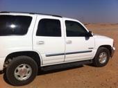 يوكن 2003 ابيض للبيع - الرياض