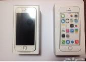iphone 5s 64gb  ايفون ذهبي جديد البيع عاجل