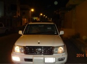 سيارة من نوع جيب GXR 2007
