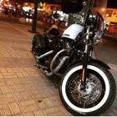 Harley sportster 48 - هارلي سبوستر 48