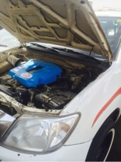 هايلوكس2011 غماره مرهمه V8