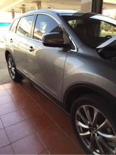 جيب مازدا CX9 فل كامل دبل 2015