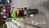 دباب كوازاكي 2012 ماشي 7000 كم