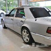 مرسيدس E300 موديل 1990 - 1992