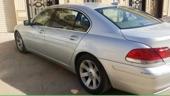 bmw 750 li للبيع مديل 2006