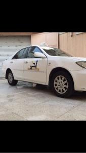 تاكسي نظيف كامري 2006