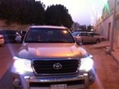 للبيع تويوتا لانكروزر سعودي فل 2012