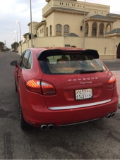 سيارة بورش للبيع موديل 2013