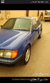 مرسيدس 300E بطة موديل 1990