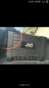 مضخم صوت JVC للبيع