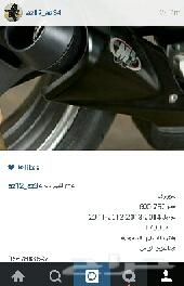 للبيع دبه m4 سوزوكي 600-750 GXS-R