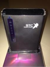 راوتر 4G STC  استخدام شهرين فقط