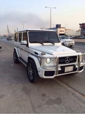 مرسيدس g55 للبيع 2012