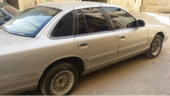 للبيع سياره فورد كراون فيكتوريا سعودي موديل 95