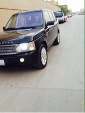 رنج روفر للبيع الموديل 2006 ألون الأسود ماشي 160 سعودي
