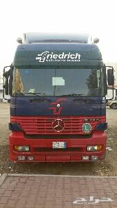 شاحنة مرسيدس اكتروس 2002