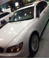 للبيع BMW 740 فل الفل خاليه المشاكل موديل 2006 عالشرط