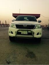 هايلكس سعودي دبل 2014